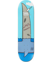 "Birdhouse Jaws Fin 8.25"" Skateboard Deck"