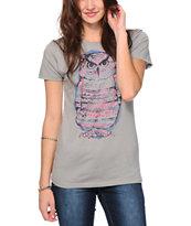 Bitter Sweet Indigo Owl T-Shirt