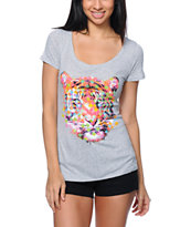 Bitter Sweet Tiger Transformed Tee Shirt