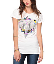 Bitter Sweet Triangle Elephant T-Shirt