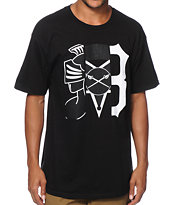 Black Scale Archival T-Shirt