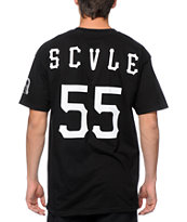 Black Scale Grand Slam Tee Shirt