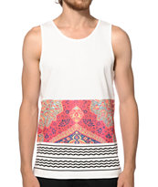 Black Scale Holy Land Tank Top