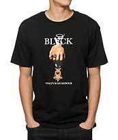 Black Scale Loyalty In MY Honour T-Shirt