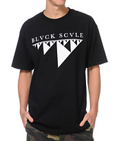 Black Scale Pyramidology Black Tee Shirt