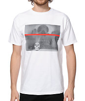 Black Scale Shanti Skull T-Shirt
