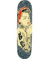 Blackout Always Girl 8.25 Skateboard Deck
