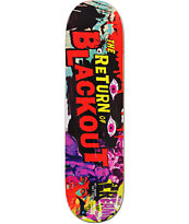 Blackout B Movie 8.5 Skateboard Deck