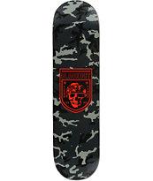 Blackout Camo 8.25 Skateboard Deck