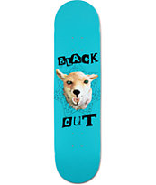 "Blackout Demon Dog 8.0"" Skateboard Deck"