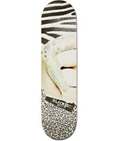 "Blackout GRRRRL 8.0"" Skateboard Deck"