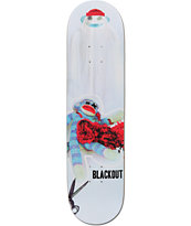 "Blackout New Hat 8.125"" Skateboard Deck"