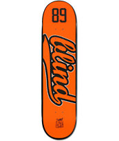 Blind Athletic Jersey Orange & Black 7.9 Skateboard Deck