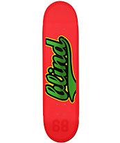 """Blind Athletic Skin 8.0"""" Skateboard Deck"""