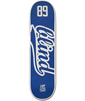 Blind Athletic Skin 8.25 Skateboard Deck