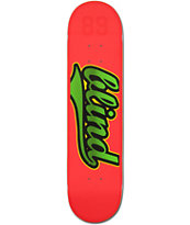 Blind Athletic Skin V2 7.75 Skateboard Deck