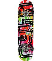Blind Heady Tie Dye 7.75 Skateboard Complete