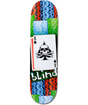 Blind Poker 8.25 Skateboard Deck