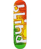"Blind Tonal Rasta 8.38"" Skateboard Deck"