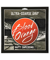 Blood Orange 4 Piece Ultra Coarse Grip Tape