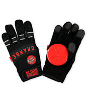 Blood Orange Knuckles Slide Gloves