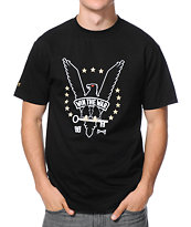 Bloodbath Blackhawk Black Tee Shirt