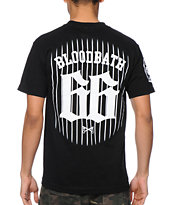 Bloodbath League Black Tee Shirt