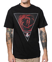 Bloodbath Life Love Death Black Tee Shirt