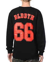 Bloodbath Stoneford Black Crew Neck Sweatshirt