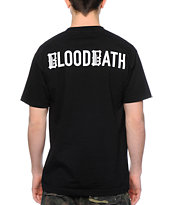 Bloodbath United Black Tee Shirt