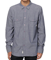 Bohnam Brunswick Long Sleeve Button Up Shirt
