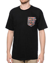 Bohnam Fox Pocket Tee Shirt
