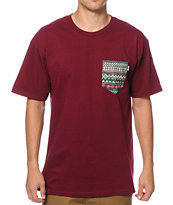 Bohnam Harshawn Pocket Tee Shirt
