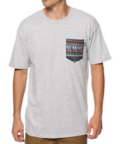 Bohnam Okaton Pocket Tee Shirt