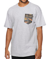 Bohnam Perch Pocket Tee Shirt