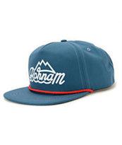 Bohnam Pioneer Snapback Hat