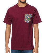 Bohnam Treble Pocket Tee Shirt