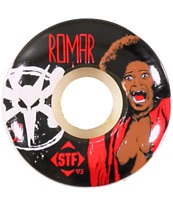 Bones Kevin Romar Blood 52mm Skateboard Wheels