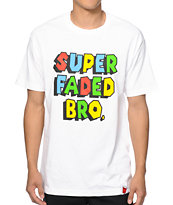 Booger Kids Super Faded Bro Tee Shirt