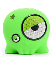 Boombotix Boombot1 Green Portable Speaker