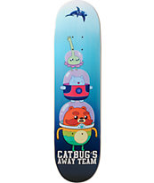 "Bravest Warriors Catbug Away Team 8.0"" Skateboard Deck"