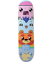 "Bravest Warriors Totem 7.75"" Skateboard Deck"