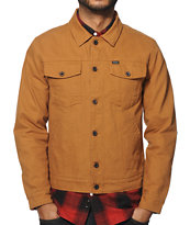 Brixton Cable II Canvas Jacket