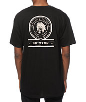 Brixton Crow Pocket T-Shirt