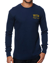 Brixton Driven Long Sleeve Thermal Shirt