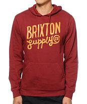 Brixton Franklin Hoodie