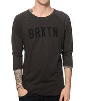 Brixton Hamilton Baseball T-Shirt