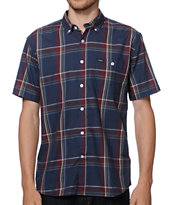 Brixton Howl Plaid Button Up Shirt