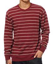Brixton Isaac Crew Neck Sweatshirt