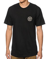 Brixton Oath Pocket Tee Shirt